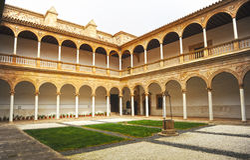 Convento del convento del presupposto di Calatrava, Almagro, Spagna Immagine Stock Libera da Diritti