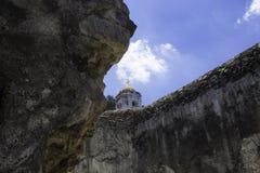 Convento del deserto dei leoni Fotografie Stock