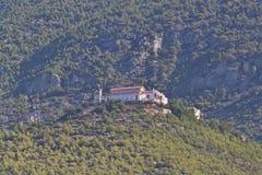 Convento del profeta Elías Fotografía de archivo libre de regalías