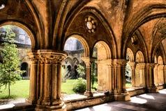 Convento dell'esperto in informatica Velha fotografia stock libera da diritti