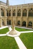 Convento della cattedrale di Burgos fotografia stock libera da diritti