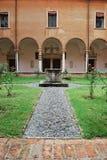 Convento della chiesa della basilica della st Vitale Fotografia Stock Libera da Diritti
