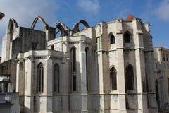 Convento della nostra signora del monte Carmelo Fotografie Stock