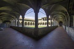 Convento della S francesco Fotografia Stock