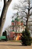 Convento della trinità santa di Gustynsky Fotografia Stock