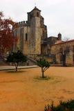 Convento di Christ, Tomar, Portogallo Fotografie Stock