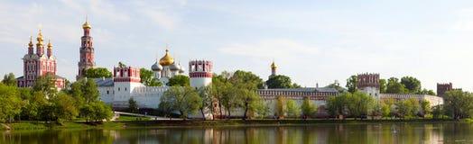 Convento di Novodevichy immagine stock