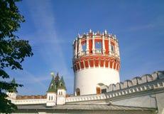 Convento di Novodevichy immagini stock