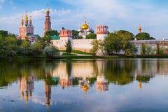Convento di Novodevichy immagini stock libere da diritti