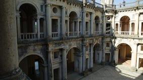 Convento di panorama di Cristo archivi video