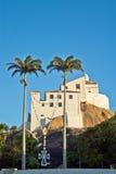 Convento di Penha Fotografia Stock