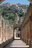 Convento di San Domenico, Soriano Calabro, Italy Foto de Stock