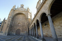 Convento di San Esteban Fotografie Stock