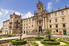 Convento di San Martino Pinario immagini stock