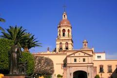Convento di Santa Cruz Fotografia Stock