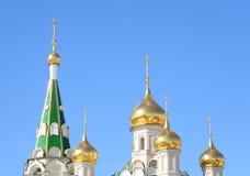 Convento di Voskresensky Novodevichy fotografia stock libera da diritti