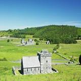 Convento dianteiro Imagens de Stock Royalty Free