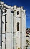 Convento do Carmo, Lisbon stock images