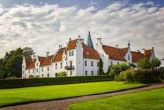 Convento e castello di Bosjo fotografia stock libera da diritti
