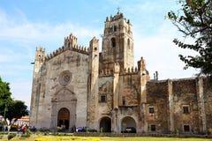 Convento I de Yecapixtla Fotografía de archivo