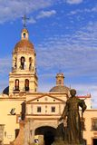 Convento II de Santa Cruz Fotos de archivo libres de regalías