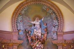 Convento III di Santa Cruz Fotografia Stock Libera da Diritti