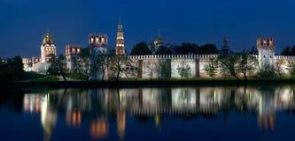 Convento ortodoxo ruso Imágenes de archivo libres de regalías