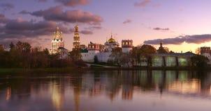 Convento P2 de Novodevichy imagem de stock royalty free