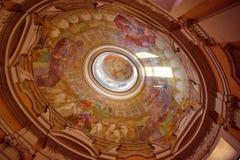 Convento Plasy immagini stock libere da diritti