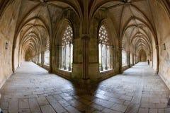 Convento reale di Santa Maria da Vitoria Monastery, Batalha, Est immagini stock libere da diritti