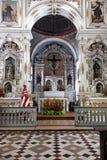 Convento Recife Pernambuco Brasile di Santo Antonio Fotografia Stock Libera da Diritti