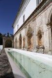 Convento Rotondo Portugal Stock Image