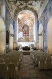 Convento Rotondo Portugal Royalty Free Stock Photo