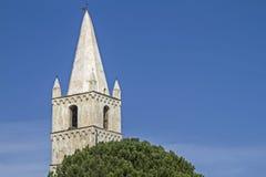 Convento San Domenico in Taggia Stock Photo