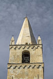 Convento San Domenico in Taggia Stock Image