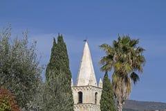 Convento San Domenico in Taggia Stock Photography