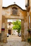 Convento Santa Clara Palma de Majorca Royalty Free Stock Image