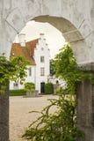 Convento svezia di Bosjokloster Fotografia Stock Libera da Diritti
