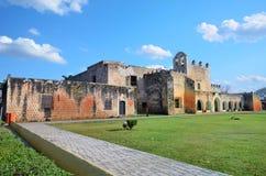 Convento a Valladolid, Messico immagini stock