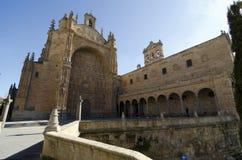 Convento van San Esteban Stock Foto