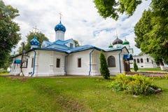 Conventos de monjas de Pereslavskiy Fedorov Imagen de archivo