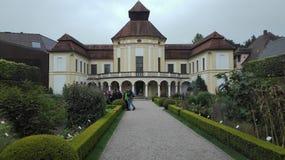 Conventpark Fotografering för Bildbyråer