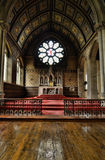 The Convents Chapel. Images from a long since abandoned chapel Royalty Free Stock Photos