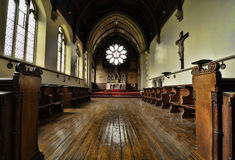 The Convents Chapel Stock Image