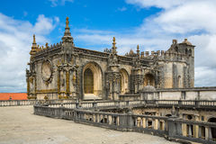 Convents of Christ Tomar Stock Images