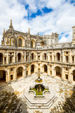 Convents of Christ Tomar, Lisbon Portugal Royalty Free Stock Image
