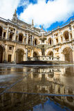 Convents of Christ Tomar, Lisbon Portugal Stock Image