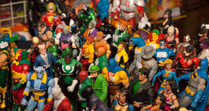 Convenzione del giocattolo Fotografie Stock Libere da Diritti