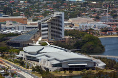 Convenzione della Gold Coast e centro di mostra Fotografia Stock Libera da Diritti
