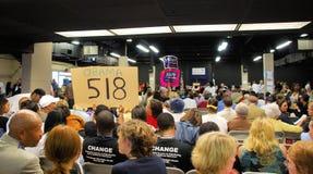 Convenzione Democratic 1 Fotografia Stock Libera da Diritti